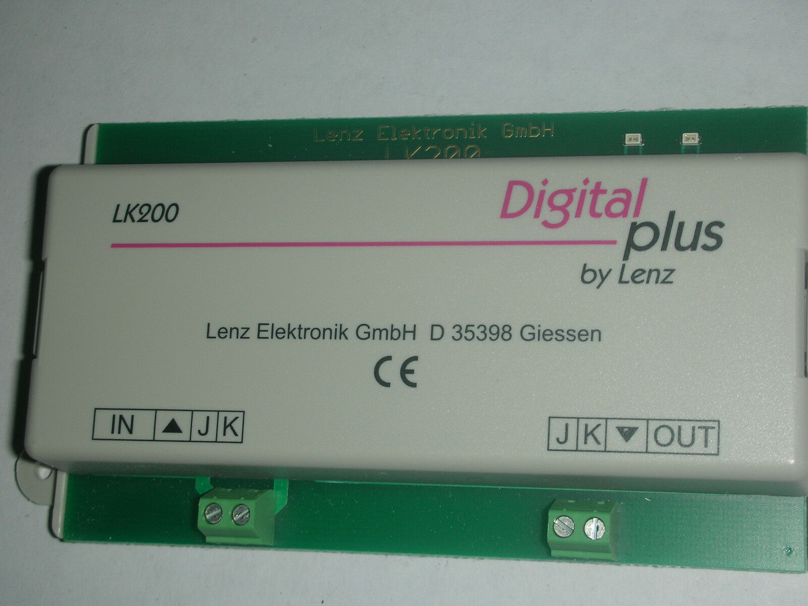 Lk200 Lenz Reverse Loop Module For Auto Revering Of Dcc Polarity Ebay