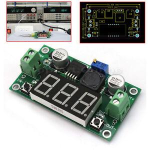 LM2596-DC-DC-Step-Down-Spannungswandler-Schaltregler-LED-Spannungsanzeige