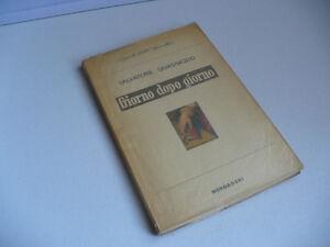 Lo Specchio Salvatore Quasimodo Giorno Dopo Giorno 1949