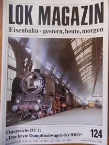 LOK-MAGAZIN-124-Jan-Feb-1984-Lok-01-2137-Osterreichs-DT-1-Bahnhoefe-Spandau