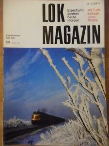LOK-Magazin-58-Feb-1973-Diesellok-V180-Rocket-ET-403-Osterreichische-Reihe-6
