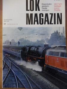LOK-Magazin-81-Nov-Dez-1976-Tilbury-Tender-Belgien-T16-Canadian-Nordamerika