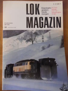 LOK-Magazin-88-Jan-Feb-1978-Schneeflug-DB-Diesellok-Engerthloks-Korsika-NS