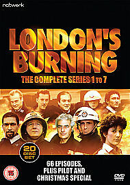 LONDONS-BURNING-Series-1-7-Complete-20-Disc-Set-New-66-Episodes-Fast-Post