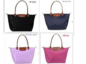 LONGCHAMP-Le-Pliage-Tote-Bag-Large-Choose-Color