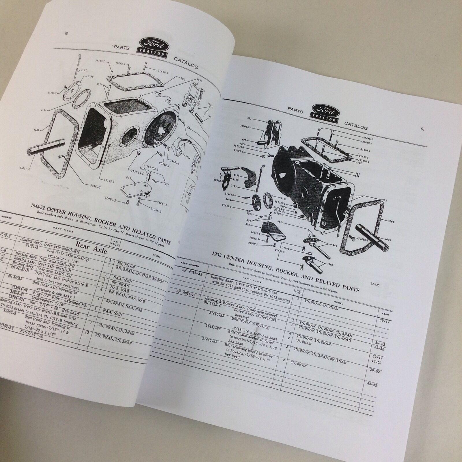Wunderbar Ford 3000 Traktor Schaltplan Ideen - Verdrahtungsideen ...