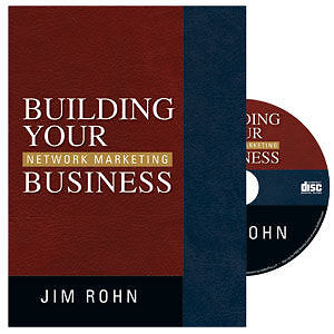 LOT OF 10 - Jim Rohn Audio CD Building Your Network Marketing Business Brand NEW in Everything Else, Personal Development, Leadership, Self-Confidence | eBay