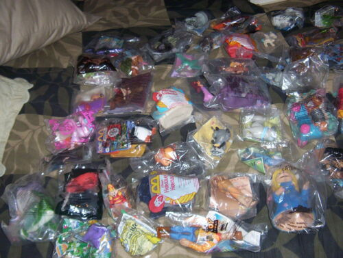 LOT OF MCDONALD TOYS APPROX 136 PIECES in Toys & Hobbies, Fast Food & Cereal Premiums, Fast Food | eBay