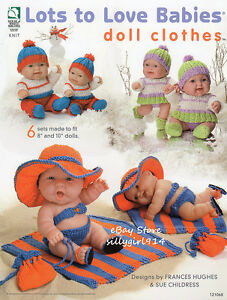 ABC Knitting Patterns. Knit/Doll Clothes .