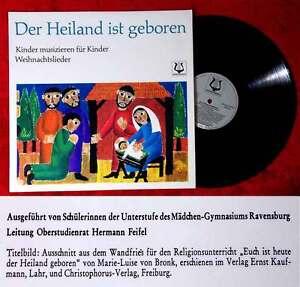 LP Der Heiland ist geboren - Kinder musizieren für Kinder - Weihnachtslieder - <span itemprop=availableAtOrFrom>Hamburg, Deutschland</span> - Widerrufsrecht Sie haben das Recht, binnen eines Monats ohne Angabe von Gründen diesen Vertrag zu widerrufen. Die Widerrufsfrist beträgt einen Monat ab dem Tag, an dem Sie oder ein von Ihn - Hamburg, Deutschland