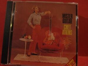 "LSPCD 2103 CHET ATKINS ""MISTER GUITAR""(CLASSIC RECORD GOLD-CD/LIKE NEW=NEARMINT) - Deutschland - LSPCD 2103 CHET ATKINS ""MISTER GUITAR""(CLASSIC RECORD GOLD-CD/LIKE NEW=NEARMINT) - Deutschland"