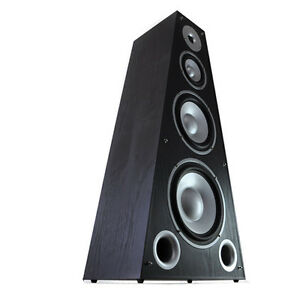 ltc sp 800 4 wege hifi stereo lautsprecher pyramide bass. Black Bedroom Furniture Sets. Home Design Ideas