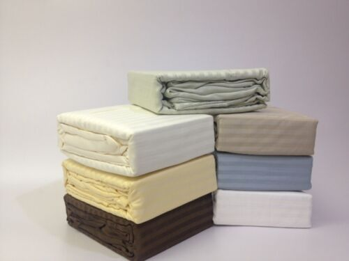 LUXURY BED SHEET SET 600 Thread count 100% EGYPTIAN COTTON - QUEEN 4 pc. set in Home & Garden, Bedding, Sheets & Pillowcases | eBay