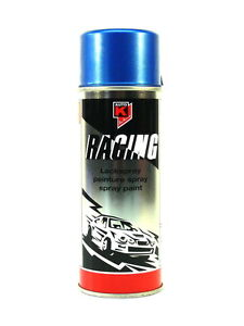 lackspray spr hlack blau metallic von autok racing spr hlack autolack k288112 ebay. Black Bedroom Furniture Sets. Home Design Ideas