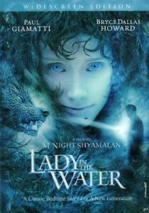 Lady in the Water (DVD, 2006, Widescreen...
