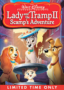 Lady and the Tramp II: Scamp's Adventure...