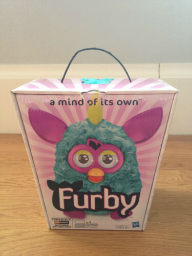 Lagoona Sea Violet Teal Purple Furby BRAND NEW IN SEALED BOX...FREE SHIPPING! in Toys & Hobbies, Electronic, Battery & Wind-Up, Electronic & Interactive | eBay
