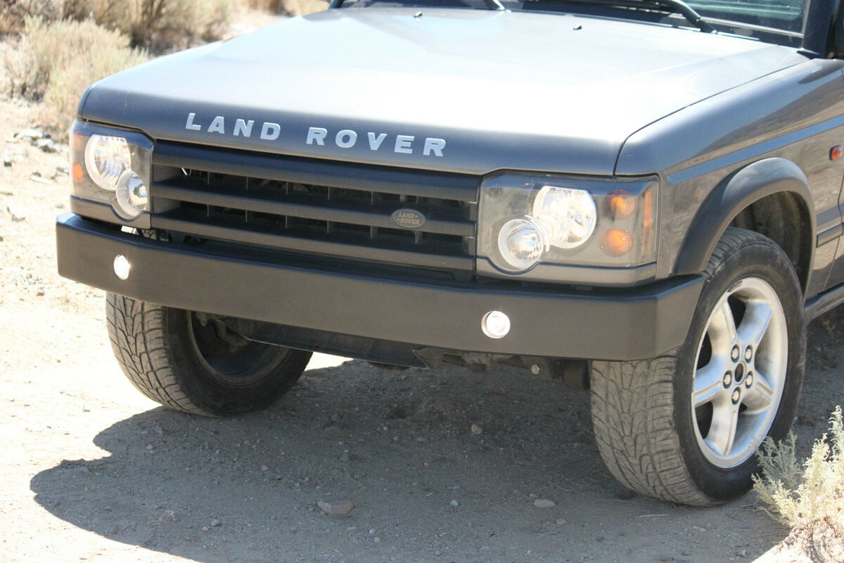 Off Road Bumpers Land Rover Discovery 2 Off Road Bumpers