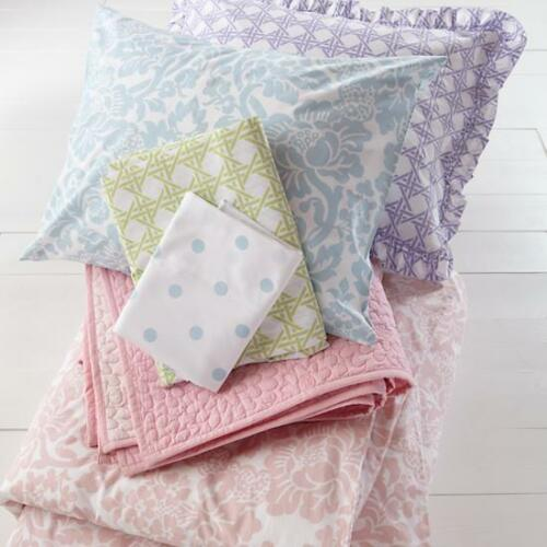 Land of Nod With a Flourish Pink Comforter in Home & Garden, Bedding, Comforters & Sets | eBay