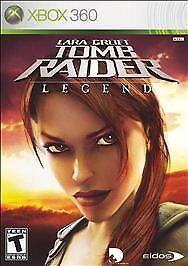 Lara Croft: Tomb Raider -- Legend (Micro...