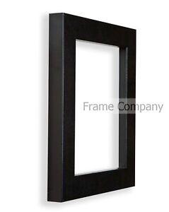 large 40x30 inch picture poster frames black white beech brown pine ebay. Black Bedroom Furniture Sets. Home Design Ideas