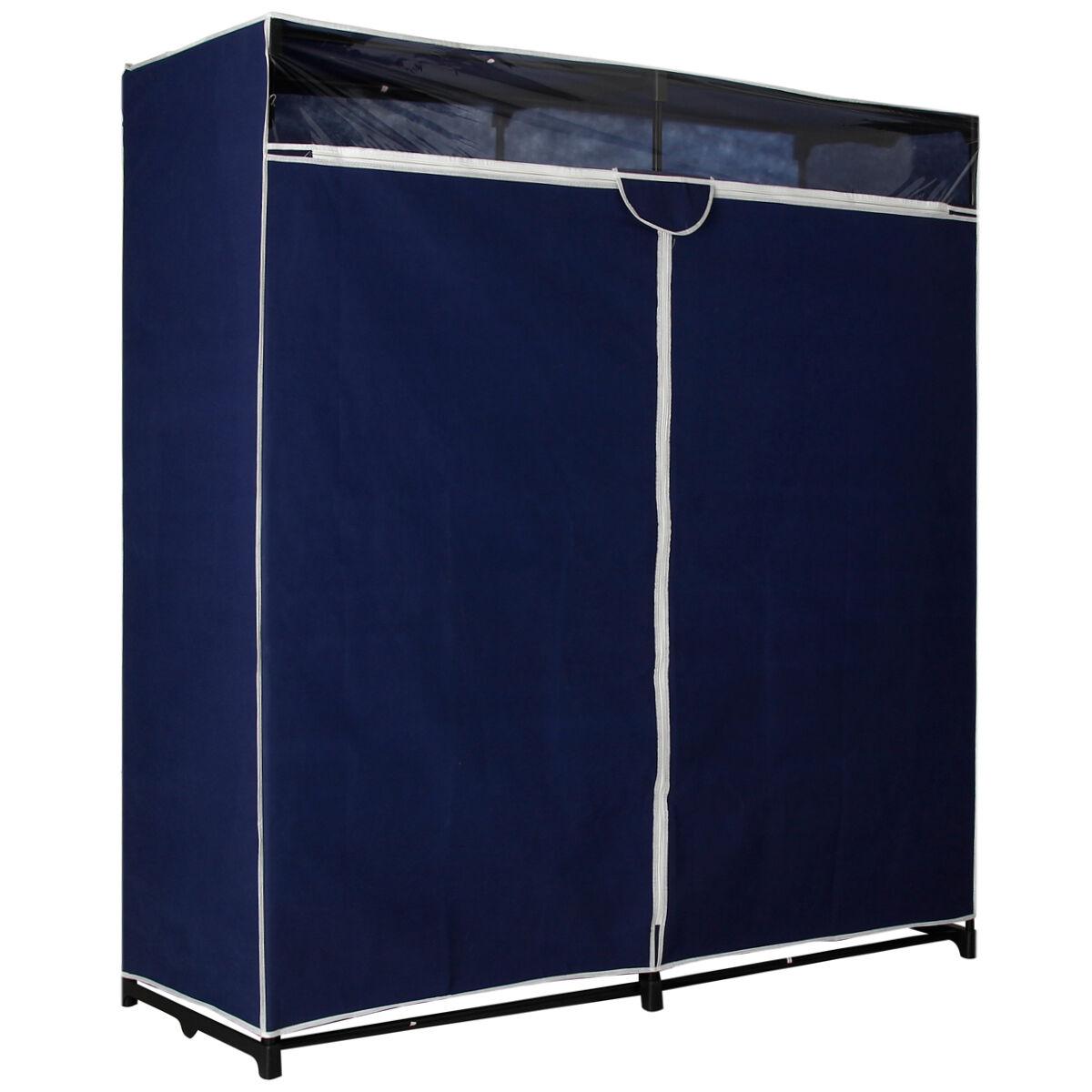 Large Portable Closet : Wardrobe closet storage