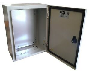 Large Steel Electrical Enclosure IP65 Outdoor Junction