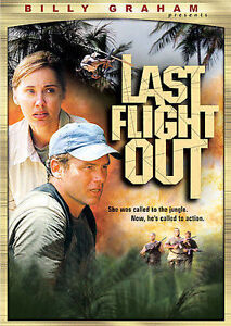 Last Flight Out (DVD, 2006, Copy Protect...