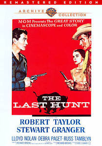 The Last Hunt (DVD, 2012)