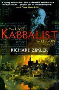 The Last Kabbalist of Lisbon by Richard ...