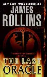 The Last Oracle Bk. 5 by James Rollins (...