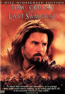 The Last Samurai (DVD, 2004, 2-Disc Set,...