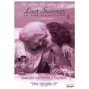 Last Summer in the Hamptons (DVD, 2003)
