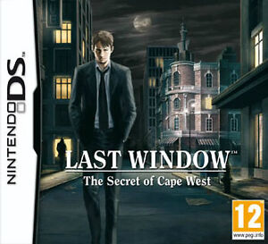 Last Window: The Secret of Cape West for...