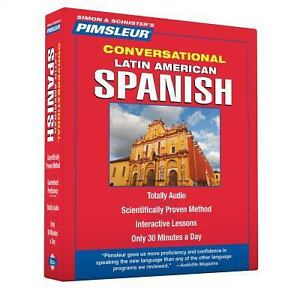 Latin American Spanish : Totally Audio -...
