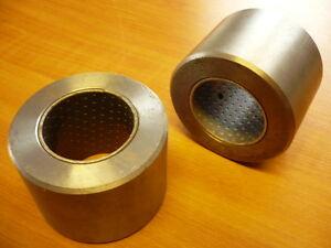 Laufrolle-mit-Buchse-Scheibe-Laufbuchse-Rolle-Romeico-Atlantic-Hebebuehne-70mm