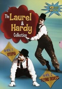 The Laurel and Hardy Collection (DVD, 20...