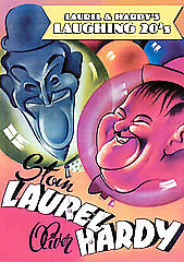 Laurel and Hardy's Laughing 20's (DVD, 2...
