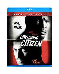 Law Abiding Citizen (Blu-ray Disc, 2010,...