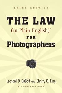 The Law (In Plain English) for Photograp...