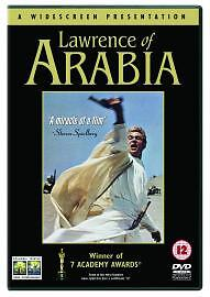 Lawrence Of Arabia (DVD, 2001)