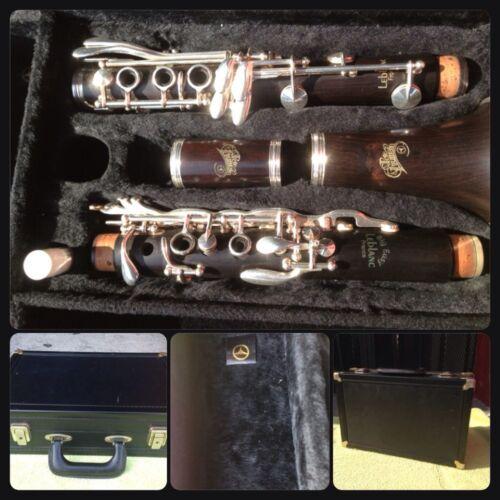 "LeBlanc L1607 ""Big Easy/Pete Fountain"" Bb Clarinet. Big 0.590"" Bore in Musical Instruments & Gear, Woodwind, Clarinet | eBay"