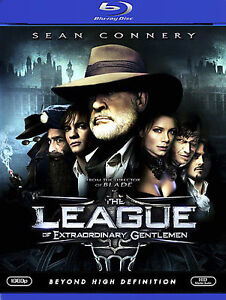 The League of Extraordinary Gentlemen (B...