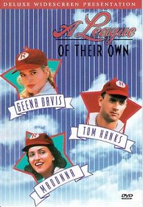 A League of Their Own (DVD, 1997, Keep C...