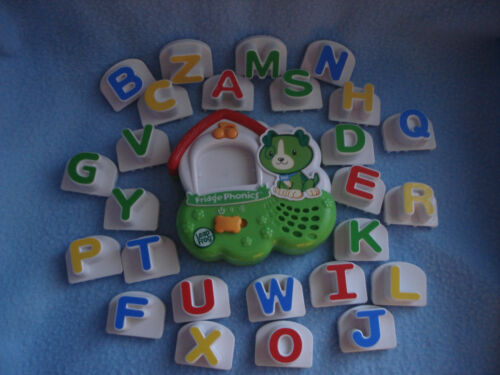 Leap Frog Fridge Phonics in Toys & Hobbies, Educational, Learning Systems | eBay