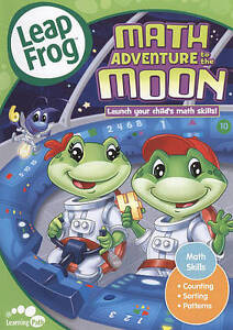 LeapFrog: Math Adventure to the Moon (DV...
