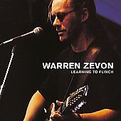 Learning to Flinch by Warren Zevon (CD, ...
