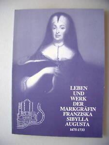 Leben-Werk-Markgraefin-F-S-Augusta-1983-Rastatt