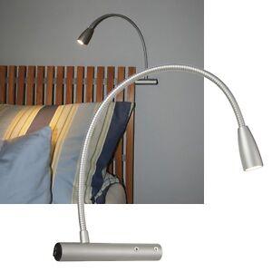 led bettlampe betty mit schwanenhals bettleuchte. Black Bedroom Furniture Sets. Home Design Ideas