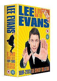 Lee Evans - 1994-2005 Live Comedy Collec...